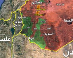 اجتماع ثلاثي لحسم مصير الجنوب السوري الأسبوع القادم