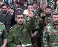 هجوم على مقر للمخابرات بريف دمشق