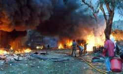 مذبحة إيرانية عظمى في بر الشام