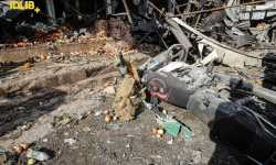 طيران الأسد يرتكب مجزرة مروعة في معرة النعمان
