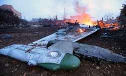 إسقاط طائرة روسية في ريف إدلب.. هل حقاً تم إسقاطها بصاروخ مضاد للطيران؟