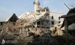 نحو ألف غارة جوية على الغوطة خلال أقل من شهر