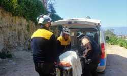 ضحايا جراء قصف مدفعي وصاروخي على ريف حماة