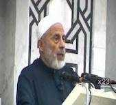 خطبة الجمعة: لشيخ القراء محمد كريم راجح