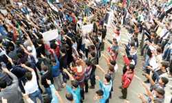 سوريا: مشاورات لإعلان إطار جديد للمعارضة وحكومة انتقالية