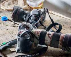 مقتل 6 إعلاميين وإصابة 10 آخرين خلال فبراير الماضي