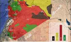 سوريا: ثلاثة سيناريوهات للعام 2018
