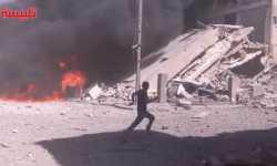 روسيا تحتل سوريا
