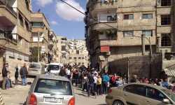 قدسيا والهامة: تهجير الآلاف مقابل وعود بوقف القتل