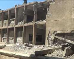 الخوف والحاجة يعيقان الدراسة بغوطة دمشق