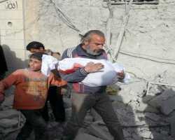 538 مجزرة في سورية يرتكبها النظام و