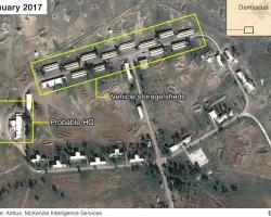 إيران تبني قاعدة عسكرية دائمة في سورية