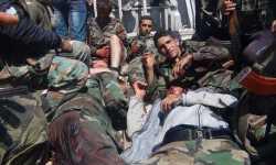 المليحة.. مقبرة ضباط الأسد وحالش وميليشيات الشيعة