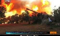 نشرة أخبار سوريا- الفصائل الثورية تشن هجوماً معاكساً ضد قوات النظام، وتستعيد مناطق واسعة في ريفي إدلب وحماة  -(11-1-2018)
