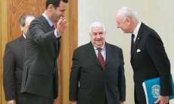 حقبة دي ميستورا: غطاء أممي للتفرّد الروسي في سورية