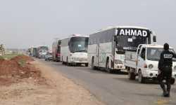 نشرة أخبار سوريا- قافلة مهجري الضمير الأولى تصل ريف حلب الشمالي، وروسيا تلوّح باحتمال تقسيم سورية -(20-4-2018)
