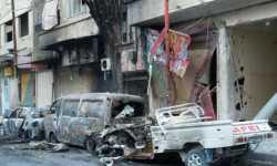 ريف دمشق يتعرض لأعنف الحملات العسكرية