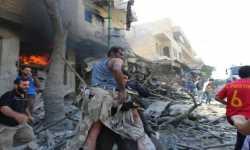 عشرات الشهداء والجرحى جراء تكثيف القصف في الشمال السوري