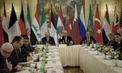 حل أزمة سورية في مفهوم اجتماعات