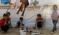تحذير من كارثة إنسانية للنازحين السوريين