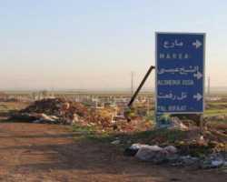 اشتباكات بين فصائل الحر والميلشيات الانفصالية شمالي حلب