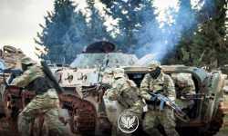 الثوار يشنون هجوماً معاكساً على مواقع ميلشيات الأسد جنوب إدلب .. هذه تفاصيله