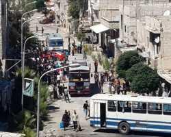 نشطاء سوريون: الحصار والتجويع يدفعان للهدنة