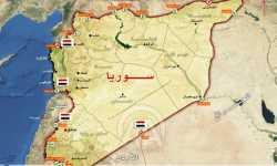 النظام بلا معابر حدودية عدا مع لبنان