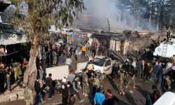 عفرين السورية تستفيق على هول الصدمة: الطريق أسود ويعج برائحة الموت