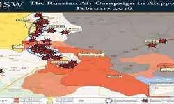 2000 غارة روسية على حلب وريفها خلال 15 يوماً