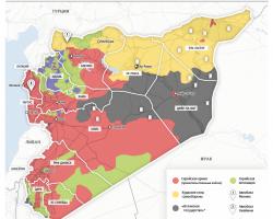 روسيا تعتزم إقامة منطقة لتخفيف التصعيد في إدلب شمال سورية