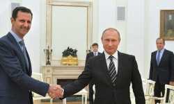 بوتين يستضيف الأسد ويؤكد سيطرة الأخير على 98% من الأراضي السورية