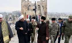 سوريا على الطريقة الشيشانية