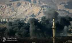لا صلاة جمعة اليوم في الغوطة الشرقية