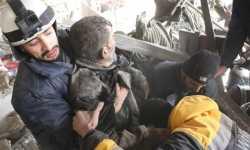 نشرة أخبار سوريا- اتهامات لتحرير الشام بتسليم المناطق المحررة في ريف إدلب للنظام، ومجزرة في حمورية تخلف 12 شهيداً وعشرات الجرحى -(6-1-2018)