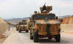 تركيا تدفع بالمزيد من التعزيزات العسكرية إلى الحدود السورية