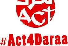 ناشطون سوريون يطلقون حملة #تحرك_لأجل_درعا تضامناً مع المدينة المنكوبة