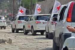 مخاطر العمل الإنساني في سوريا