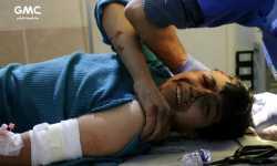 25 شهيداً وعشرات الجرحى.. حصيلة مجازر قوات النظام في الغوطة يوم أمس