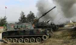 القوات التركية تقصف مواقع الميلشيات الانفصالية في تل رفعت