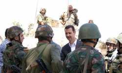 من يدعم النظام السوري ضد تركيا؟