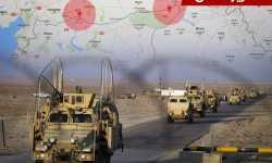 القواعد الأمريكية بسوريا.. بسط نفوذ، ودعم للأكراد، وتهديد للمنطقة