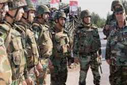نصف مليون شخص مطلوبون للخدمة العسكرية الإلزامية في سوريا