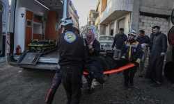 حصاد أخبار الثلاثاء- ضحايا في قصف جوي على خان شيخون، وإحباط هجوم بسيارة مفخخة في عفرين -(26-2-2019)