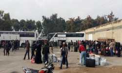 النظام يفرض على أهالي جنوب دمشق التهجير أو الرضوخ!