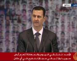 الأسد في «الأوبرا» خوفا من الاستهداف