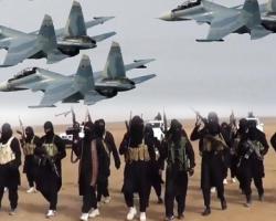 هل يقصف الروس «داعش»؟!