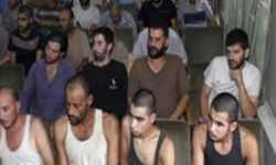 215 ألف معتقل منذ بدء الثورة في سوريا