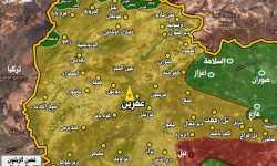 نشرة أخبار سوريا- قوات النظام تستهدف دوما بالغازات السامة، وغصن الزيتون تسيطر على تلال استراتيجية قرب عفرين -(22-1-2018)