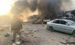ضحايا جرّاء انفجارين في مناطق